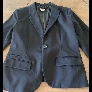 Black size 10 Merona Blazer